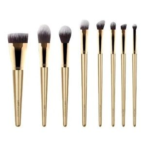 LUXIE - Glitter and Gold Brush Set